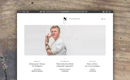 Website Steirereck